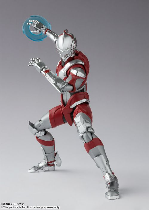 S.H.Figuarts ULTRAMAN -the Animation-
