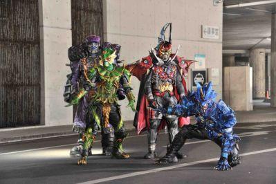 『仮面ライダージオウ』第35話「2008:ハツコイ、ウェイクアップ!」の場面カット新画像
