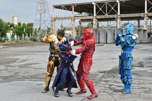 『仮面ライダージオウ』第39話「2007:デンライナー・クラッシュ!」の場面カット新画像