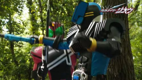 『仮面ライダージオウ』ついに再会 ディケイド・門矢士 VS ディエンド・海東大樹