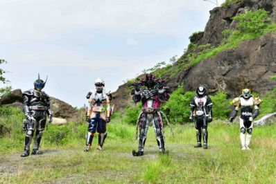 『仮面ライダージオウ』第44話「2019:アクアのよびごえ」の場面カット新画像