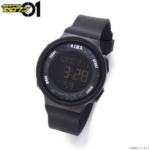 仮面ライダーゼロワン A.I.M.S. SQUAD 腕時計