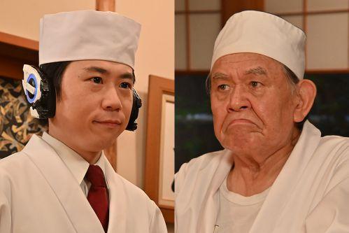 『仮面ライダーゼロワン』第3話のヒューマギアは寿司職人型ヒューマギア・一貫ニギロー:内野謙太さん