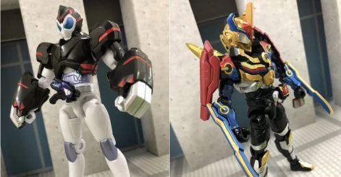 仮面ライダーゼロワン「装動 AI 02」にバルカン パンチングコングとVシネ『ビルド』グリスパーフェクトキングダムが収録!