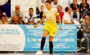 Costanza Amici Lazio Calcio a 5