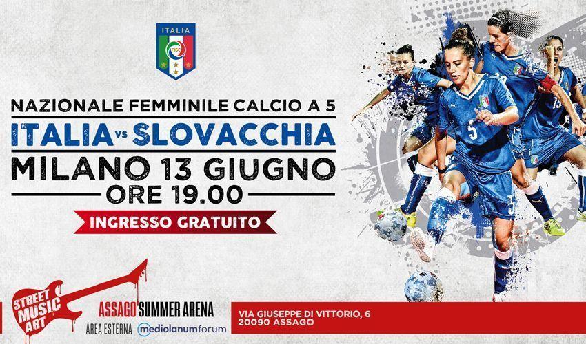 Italia-Slovacchia, convocate Menichelli: Pamela Gueli la sorpresa