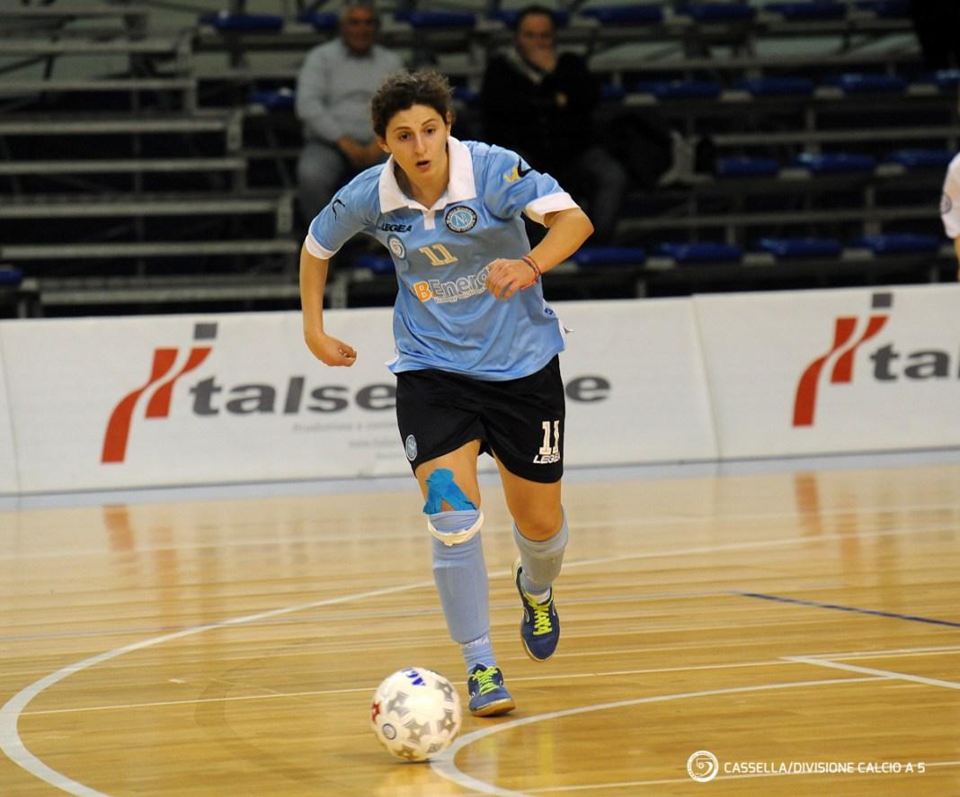 Futsal Mercato, Ludovica Politi: