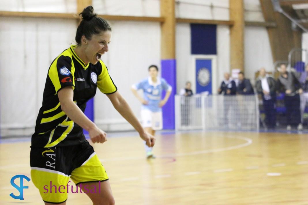 Colpo Kick Off: ecco Sara Iturriaga