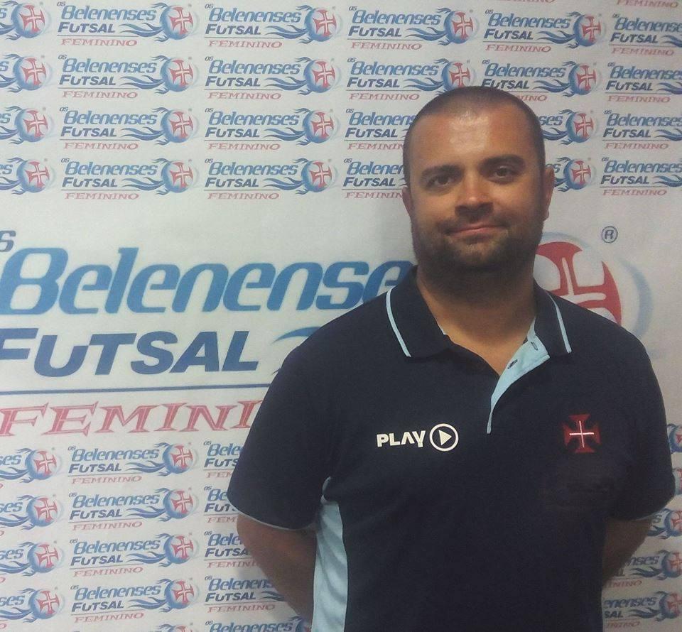 Tiago Galhano nuovo allenatore dell' Os Belenenses