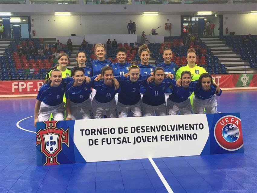 Under 17, Italia ko con il Portogallo