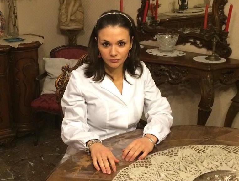 Maria Angela Macario, una dietologa nutrizionista per la Lazio