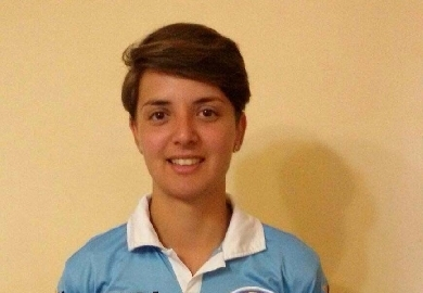 Ilenia Mendolia fa tris: ancora Woman Napoli per il portiere