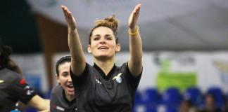 Arianna Pomposelli, tanti auguri alla 'Signora' del futsal