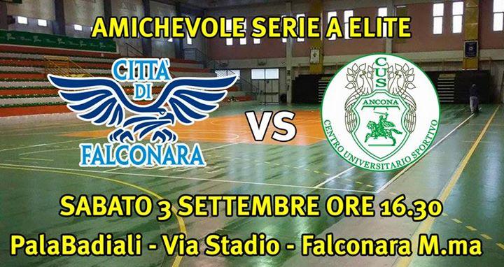 Falconara-Cus Ancona, secondo test per le 'Regine delle Marche'