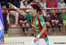 Neka e Ludovica Coppari giocheranno Sinnai-Ternana