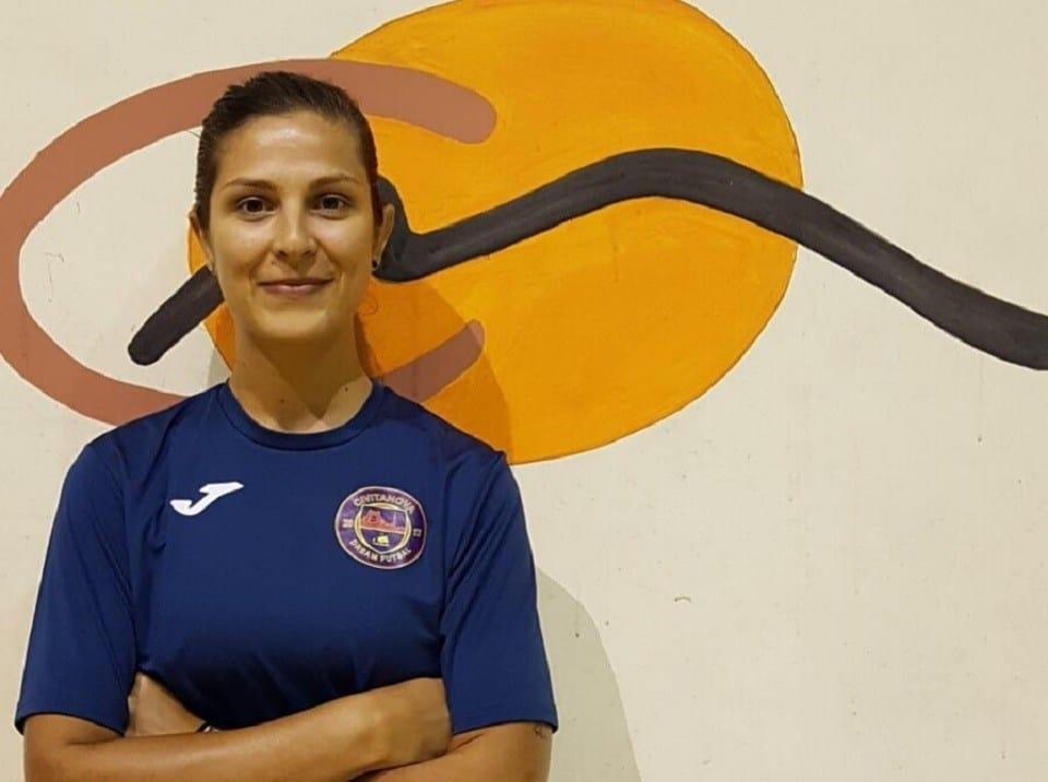 Federica Marani ancora con il Civitanova Dream Futsal