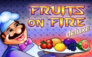 fruit on fire deluxe slot