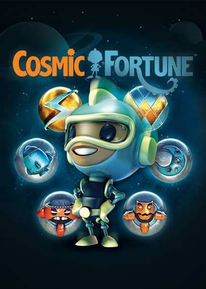 cosmic fortune slot gratis