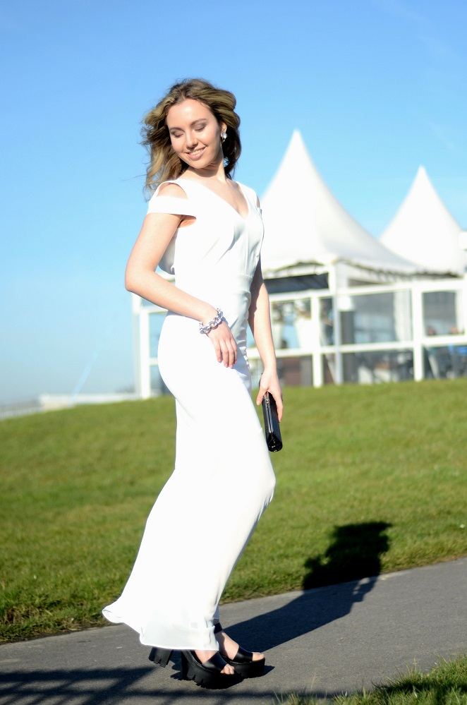 White Gown, Gala Jurken, White Asos Dress, Asos Dress, Summer/Spring Dresses, Princess, Lady Goldapple