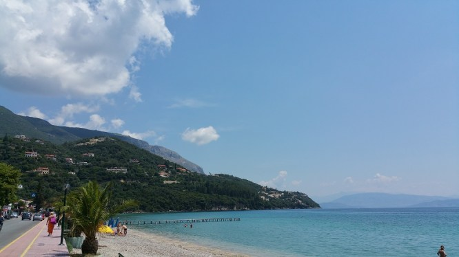 Corfu | Exploring and sightseeing