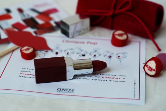 Clinique pop lipstick primer