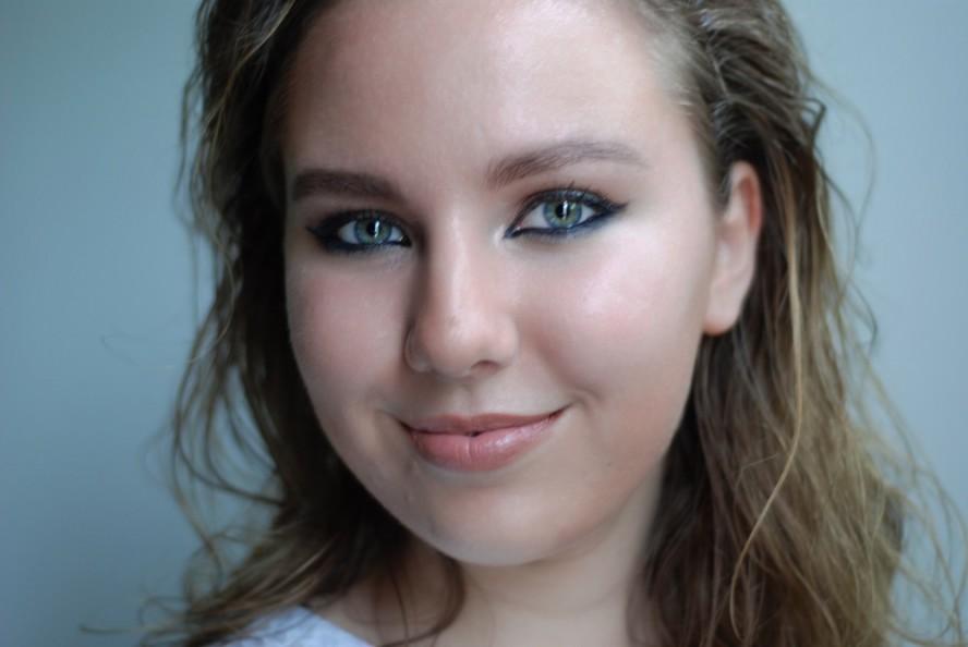 make-up at MBFWA