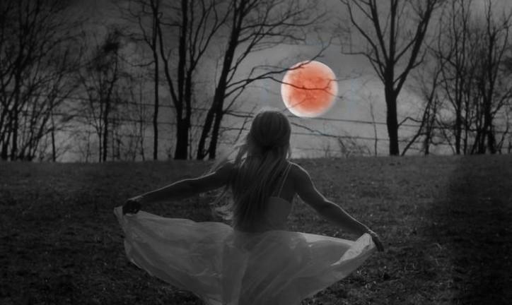 Full Moon Super Blood