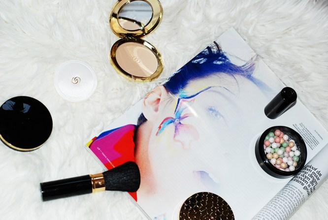 Oriflame Jewel Powder and Pearls