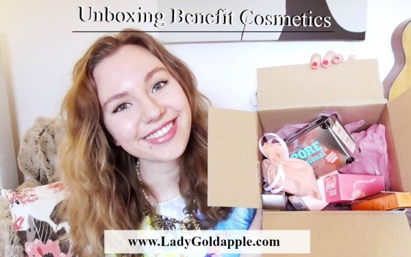 Unboxing Benefit Cosmetics