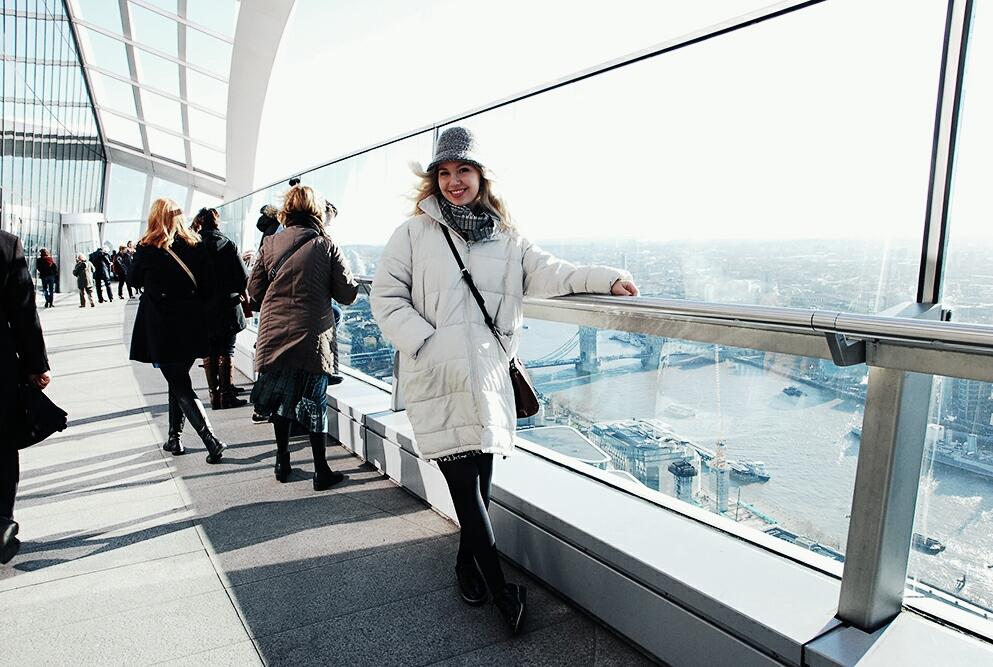 7 must visits London