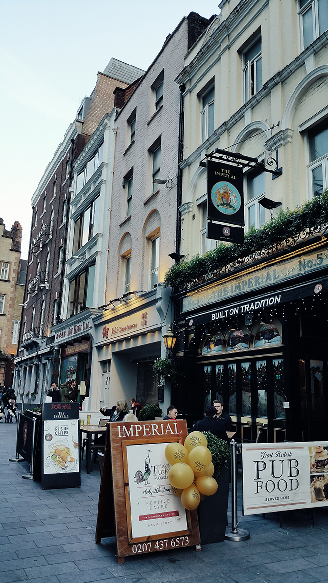 7 must visits in London