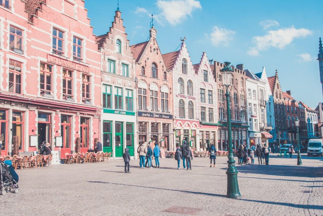 11 Hotspots in Brugge
