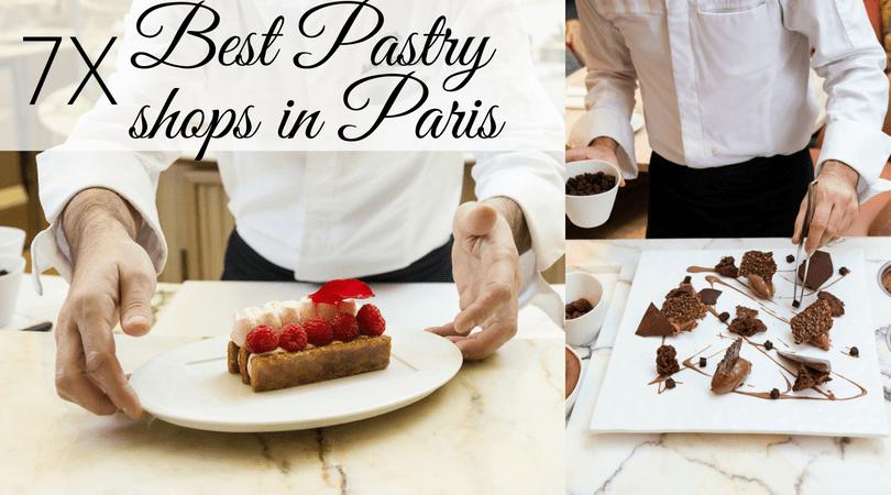 7X best pastry shop paris