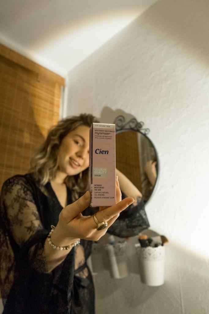 Cien Cellular Beauty lijn LIDL