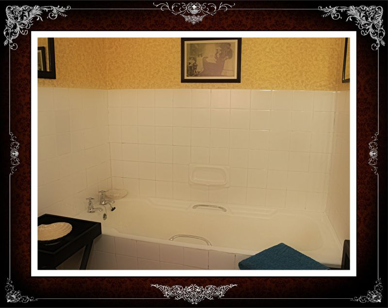 Bathroom of a Single Room at Mountain View Country Inn, Lady Grey, Eastern Cape Highlands