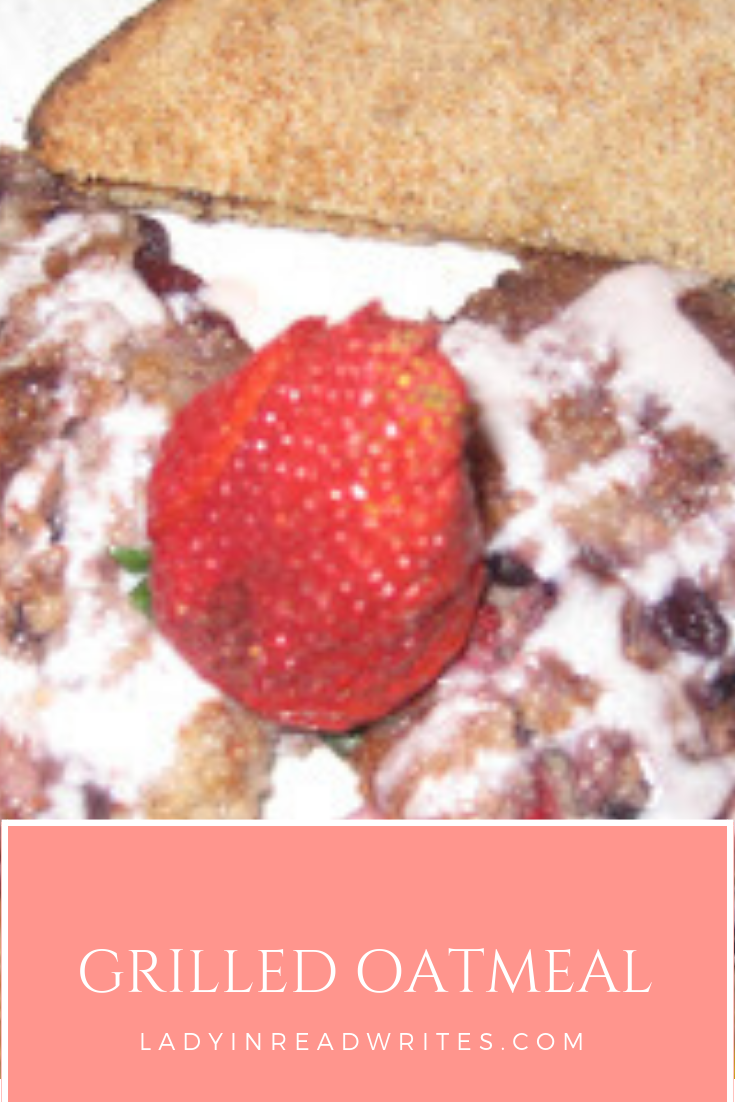 grilled oatmeal