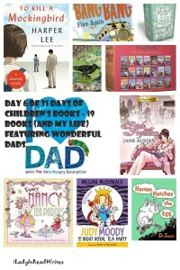 books featuring wonderful dads