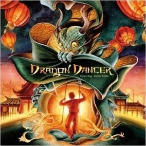 Dragon Dancer Chinese New Year