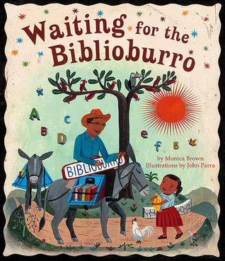 books about librarians - waiting for the biblioburro