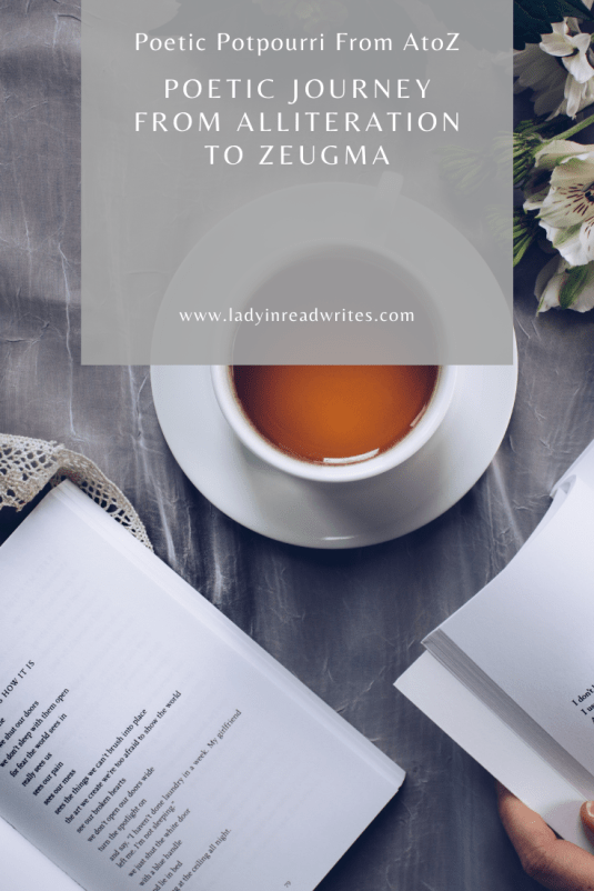 Poetic Journey From Alliteration to Zeugma