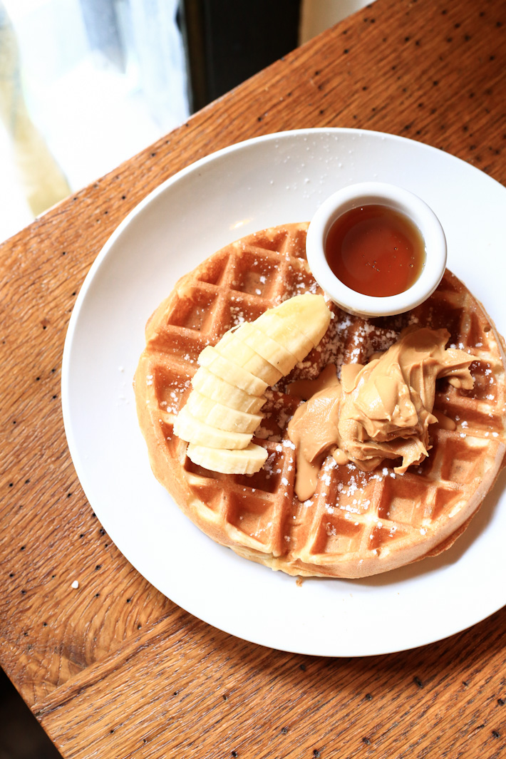 Group Therapy Waffles