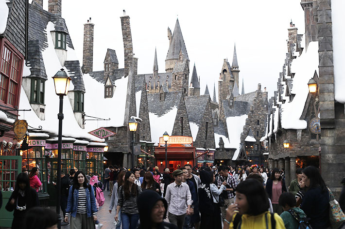 Universal Studios Japan Harry Potter