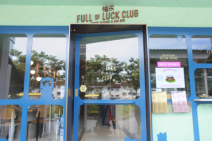 Full Of Luck Club