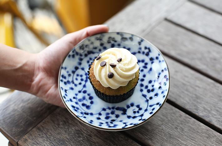 Butter Studio Gula Melaka Cupcake
