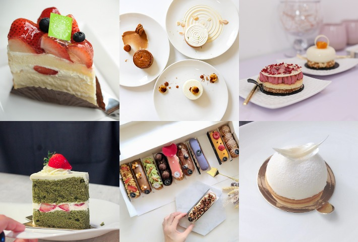COMPILATION patisserie guide