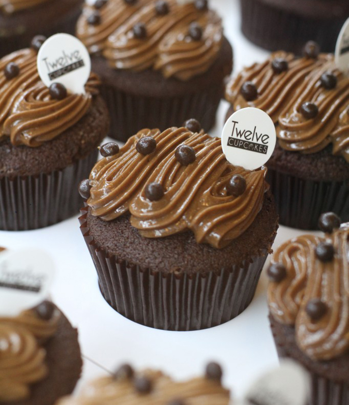 Twelve-Cupcakes