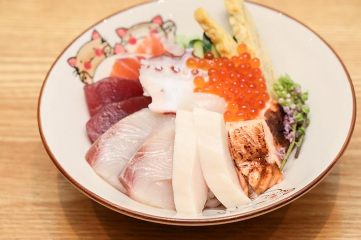 En Sushi Chirashi Don