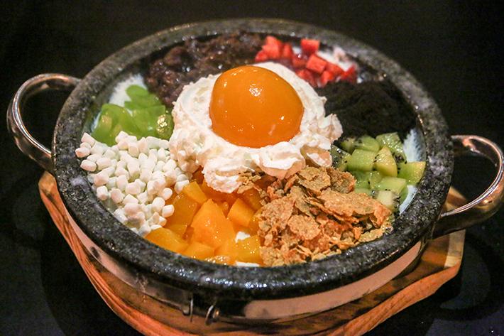8 Korean BBQ Bibimbap Bingsu 01