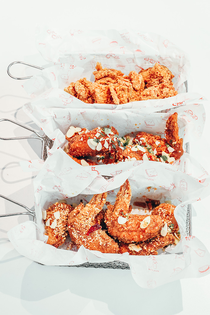 Chir Chir Korean Fried Chicken