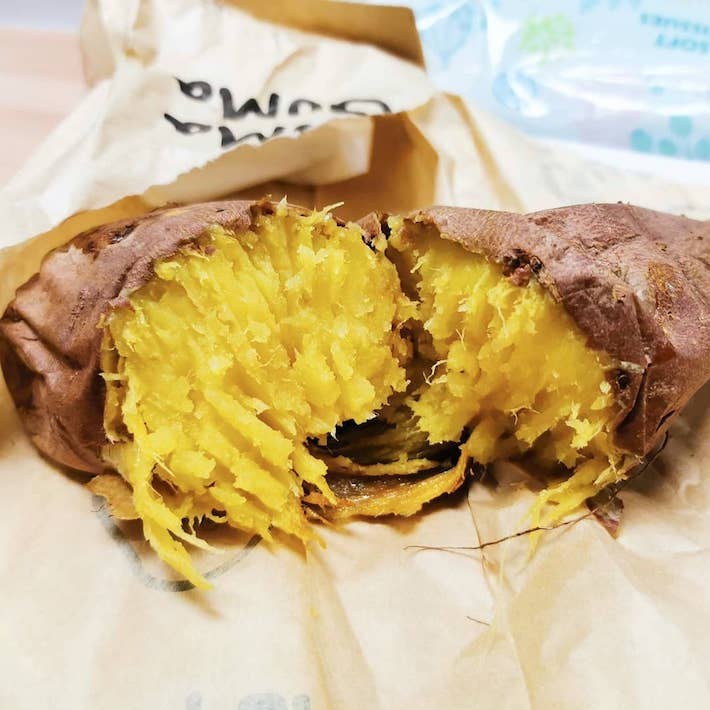 Guma Guma Sweet Potato from @midas400